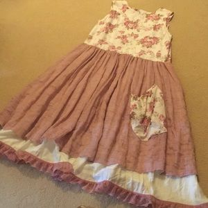 Prairie dress by the Look Factory
